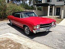 1971 Chevrolet Chevelle for sale 100871792