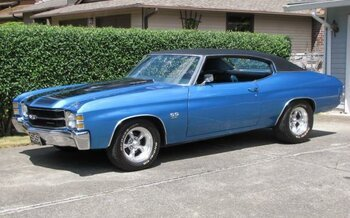 1971 Chevrolet Chevelle for sale 101000635