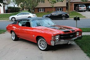1971 Chevrolet Chevelle for sale 100825476