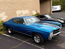 1971 Chevrolet Chevelle for sale 100832500