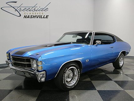 1971 Chevrolet Chevelle for sale 100870654