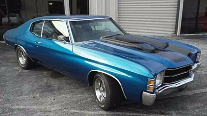 1971 Chevrolet Chevelle for sale 100896603