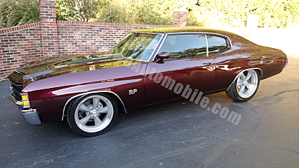 1971 Chevrolet Chevelle for sale 100912637