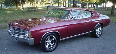 1971 Chevrolet Chevelle for sale 100917082