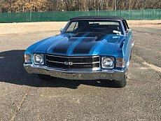 1971 Chevrolet Chevelle for sale 100928114