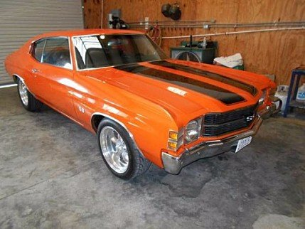 1971 Chevrolet Chevelle for sale 100929064
