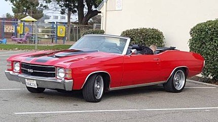 1971 Chevrolet Chevelle for sale 100952497
