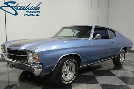 1971 Chevrolet Chevelle for sale 100975736