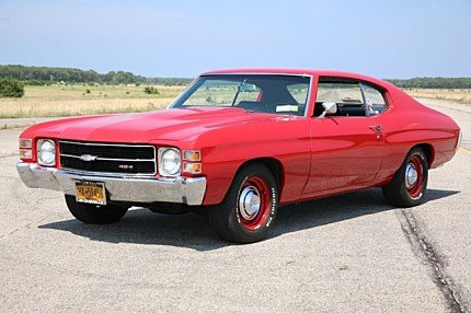 1971 Chevrolet Chevelle for sale 101013996
