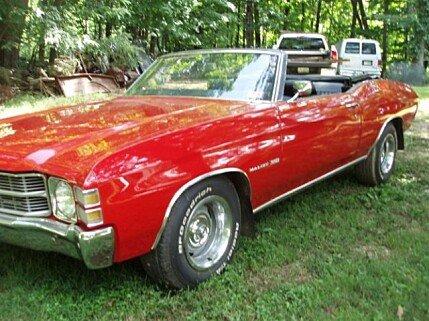 1971 Chevrolet Chevelle for sale 101027680