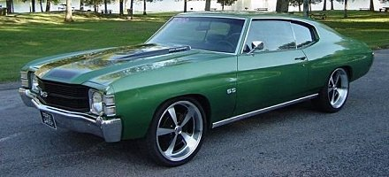 1971 Chevrolet Chevelle for sale 101048036