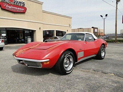 1971 Chevrolet Corvette for sale 100724525