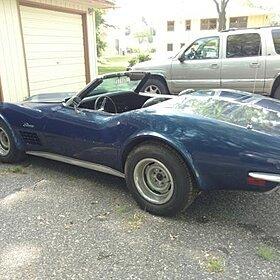 1971 Chevrolet Corvette Convertible for sale 100814277