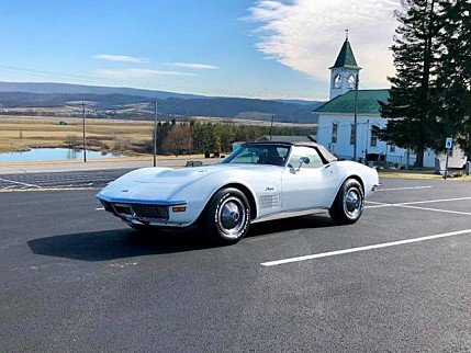 1971 Chevrolet Corvette for sale 100970689