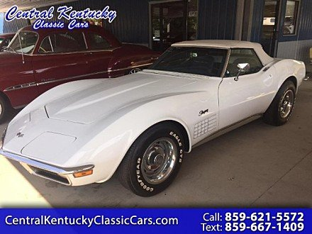 1971 Chevrolet Corvette Convertible for sale 100991548