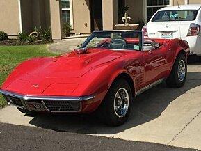 1971 Chevrolet Corvette for sale 100993633
