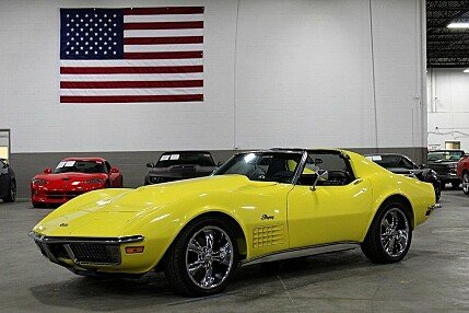 1971 Chevrolet Corvette for sale 101042499