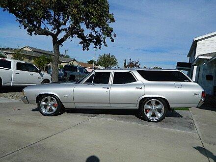 1971 Chevrolet Custom for sale 100940079