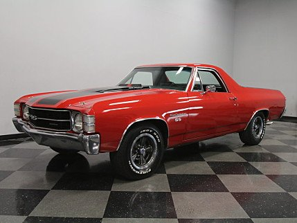 1971 Chevrolet El Camino for sale 100759001