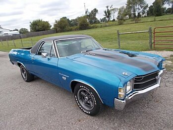1971 Chevrolet El Camino for sale 100905045