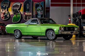 1971 Chevrolet El Camino for sale 100987242