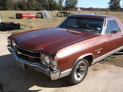 1971 Chevrolet El Camino for sale 100942810