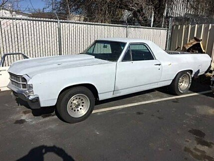 1971 Chevrolet El Camino for sale 100974437