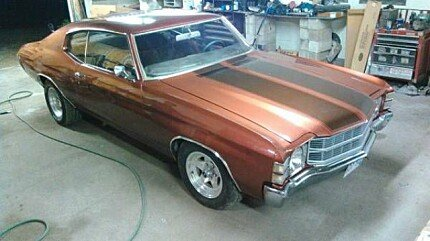 1971 Chevrolet Malibu for sale 100834079