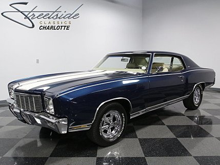 1971 Chevrolet Monte Carlo for sale 100856446