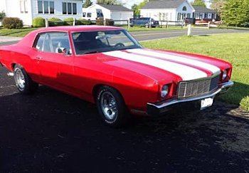 1971 Chevrolet Monte Carlo for sale 100816684