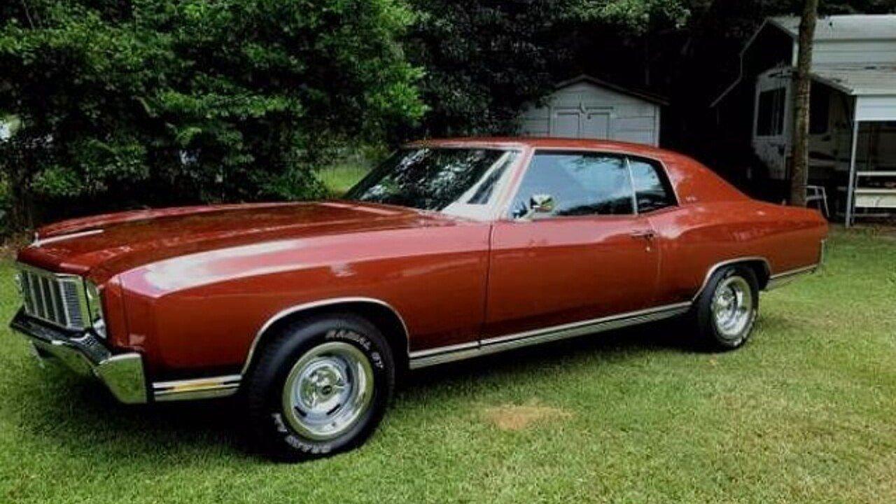 1971 chevrolet monte carlo for sale near cadillac michigan 49601 classics on autotrader. Black Bedroom Furniture Sets. Home Design Ideas