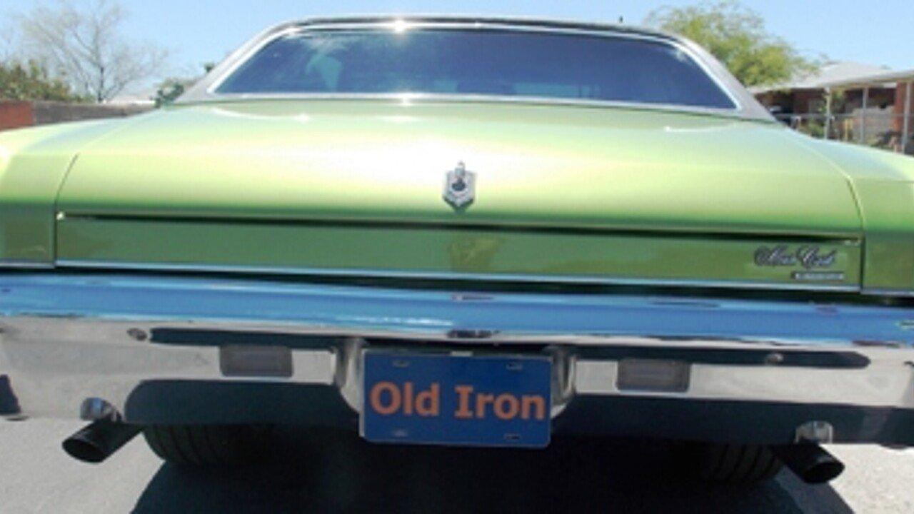 1971 Chevrolet Monte Carlo for sale near Tuscon, Arizona 85743 ...