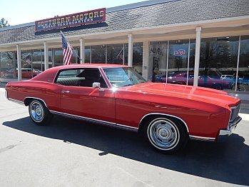 1971 Chevrolet Monte Carlo for sale 100983023