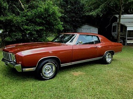 1971 Chevrolet Monte Carlo for sale 100925086