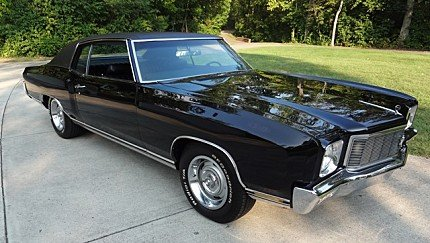 1971 Chevrolet Monte Carlo for sale 100965709