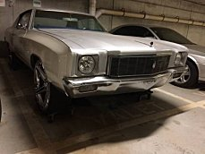 1971 Chevrolet Monte Carlo for sale 100977032