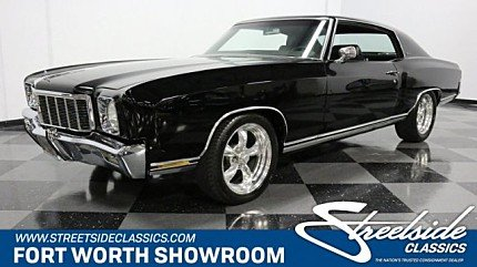 1971 Chevrolet Monte Carlo for sale 101004619