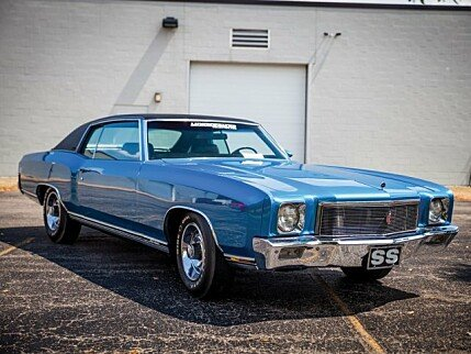 1971 Chevrolet Monte Carlo for sale 101017845