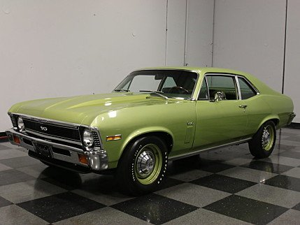 1971 Chevrolet Nova for sale 100760363