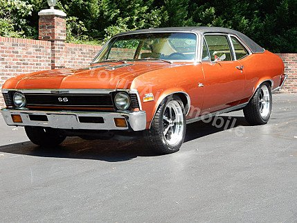 1971 Chevrolet Nova for sale 100781804