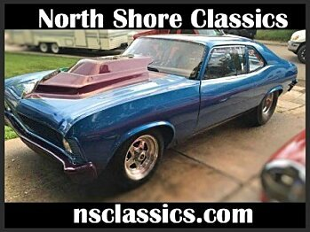 1971 Chevrolet Nova for sale 100852109