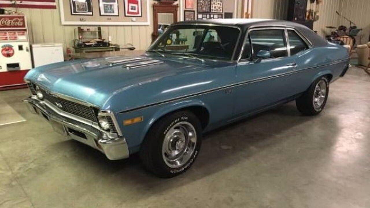All Chevy 1971 chevrolet nova : 1971 Chevrolet Nova for sale near Cadillac, Michigan 49601 ...