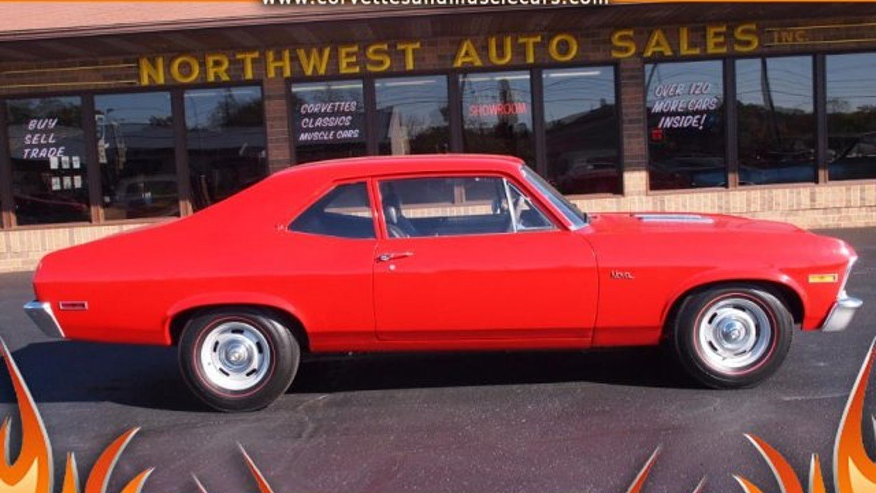 1971 Chevrolet Nova for sale 100915844