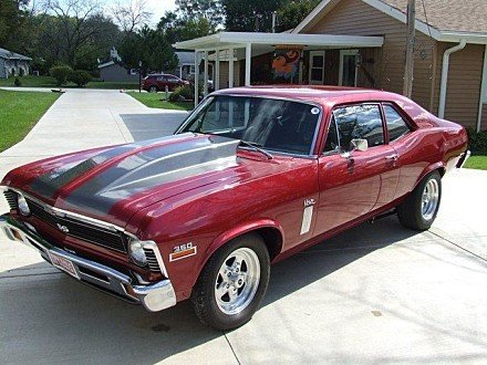 1971 Chevrolet Nova for sale 100805879
