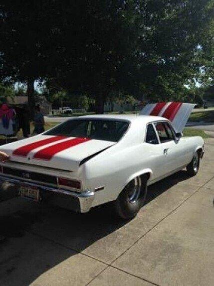 1971 Chevrolet Nova for sale 100825143