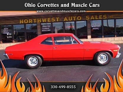 1971 Chevrolet Nova for sale 100915844