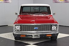 1971 Chevrolet Other Chevrolet Models for sale 100838135