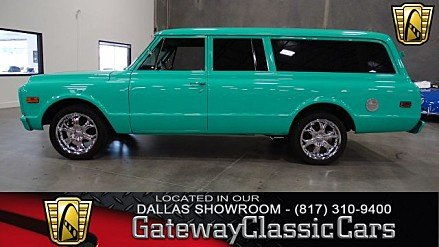 1971 Chevrolet Suburban for sale 100856200
