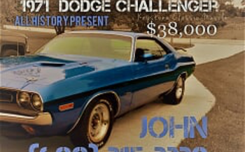 1971 Dodge Challenger for sale 100873535