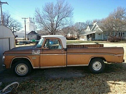 1971 Dodge D/W Truck for sale 100824884